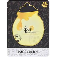 Корейская тканевая маска для лица Papa recipe - Black Honey Mask (1 пакетик)