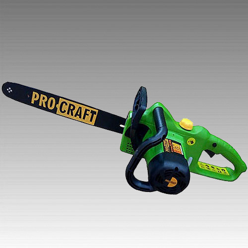 Цепная пила PROCRAFT 2300S боковая
