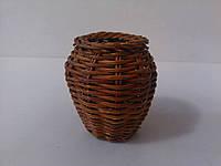 Корзинка - вазочка, фото 1