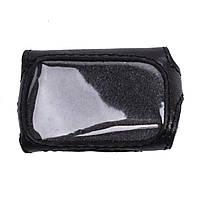 Чехол Valenta для брелока Davinci 330 399 кожаный Черный РК431, КОД: 293193
