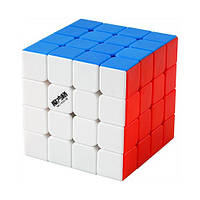 Кубик Рубика QiYi MoFangGe 4х4 Thunderclap Цветной krut0465, КОД: 119905