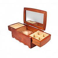 Комодик-шкатулка для украшений King Wood JF-K0604B, КОД: 218471