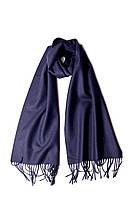 Шарф Moschino Темно-синий 50092, КОД: 190828