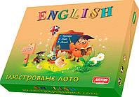 Лото English Artos games 20796 tsi18347, КОД: 314583