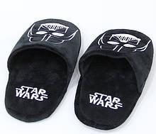 Тапочки Kronos Top Дарт Вейдер Star Wars размер 38-42 stet859, КОД: 943749
