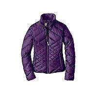Куртка Eddie Bauer Womens Essential Down Jacket DEEP EGGPLANT XXL Фиолетовый 3916DEP-XXL, КОД: 259854