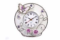 Часы Charme De Femme Бабочка на чайной розе 307-CK, КОД: 116832