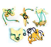 Набор головоломок Животные Крутиголовка krut0536, КОД: 119988