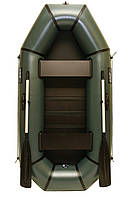 Надувная резиновая лодка Grif boat GH-240LS для рыбалки и охоты на воде 220626, КОД: 312560