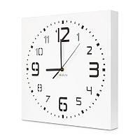 Настенные часы ручной работы Kauza 3D цифры Белые kau0003, КОД: 313361