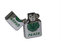 Бензиновая зажигалка Star в подарочной упаковке 28093STAR, КОД: 314396