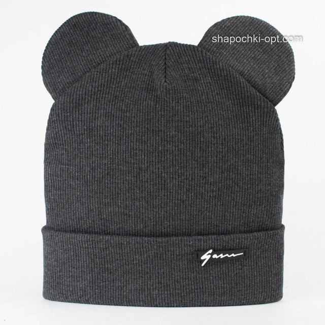 Трикотажная шапка Мик