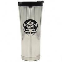 Термокружка Starbucks 500 мл Синяя 107277ML, КОД: 384279