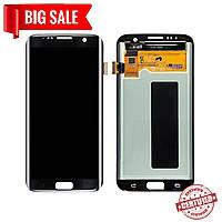 Модуль (сенсор + дисплей) для Samsung G935F Galaxy S7 Edge AMOLED черный