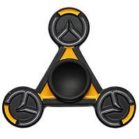 Спиннер Spinner Overwatch металл 79 Черно-желтый tdx0000113, КОД: 298631