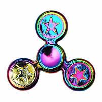 Спиннер Spinner Разноцветный со звездочками tdx0000194, КОД: 394857