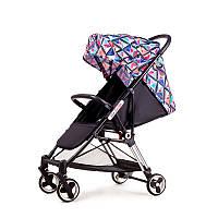 Прогулочная коляска Ninos Mini Diamond Черный с фиолетовым NM2019BD, КОД: 316903
