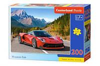 Пазл Castorland Горная прогулка на авто 200 элементов В-222049 tsi53065, КОД: 287973