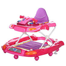 Ходунки Kronos Toys M 3461-К Красные intM 3461-К, КОД: 961670
