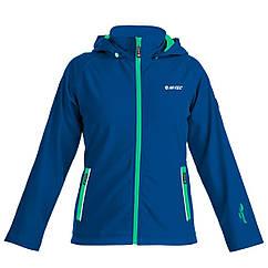 Куртка Hi-Tec Iker JR 164 Синяя 5901979176992IG-164, КОД: 263350