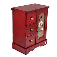 Шкафчик-шкатулка для украшений King Wood JF-B3017C, КОД: 218463