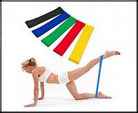 Набор фитнес резинок Loop Bands (5 резинок), фото 1