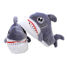 Тапочки-игрушки Kronos Top Акулы размер 36-39 stet604, КОД: 943841