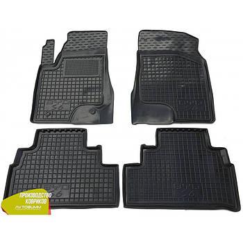 Автомобильные коврики в салон BYD S6 2011- (Avto-Gumm)