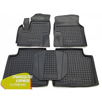 Автомобильные коврики в салон Lifan X60 2011- (Avto-Gumm)
