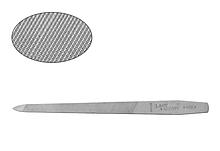 Суцільнометалева пилка з насічками Lady Victory LDV EBG-10В /44-0