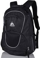 Шкільний рюкзак 25 л Onepolar 1674 чорний, фото 1