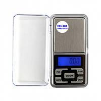 Карманные ювелирные электронные весы 0.01-100 грамм nri-2100, КОД: 225938