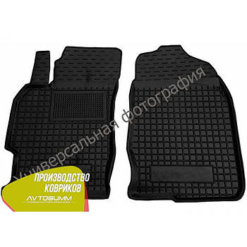 Передние коврики в автомобиль MG 3 2013- (Avto-Gumm)