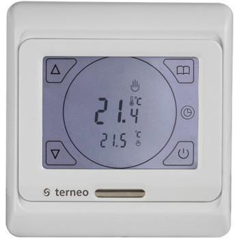 Терморегулятор для нагревательных панелей terneo sen