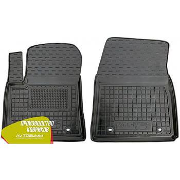 Передние коврики в автомобиль MG 6/550 2010- (Avto-Gumm)