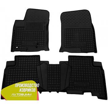 Автомобильные коврики в салон Toyota Land Cruiser Prado 150 10-/13- (Avto-Gumm)