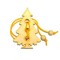 Головоломка Новогодняя Елочка Крутиголовка krut0241, КОД: 120104