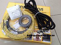 Надежный электрический нагревательный кабель Ин Терм , 1,7 м.кв (350 вт) серия RTC 70.26 Спец Предложение