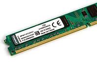 Оперативная память DDR2 2GB 800MHz (DDR2 2 Гб) для INTEL и AMD (универсальная) KVR800D2N6/2G