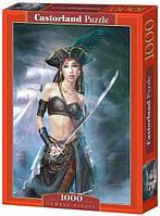Пазл Castorland Пиратка 1000 элементов 1887 tsi22917, КОД: 287759