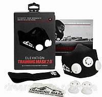 Маска тренировочная Elevation Training Mask, размер M Маска для бега тренировок тренировочная дыхания спорта, фото 1