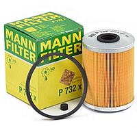 Топливный фильтр Mann P 732x