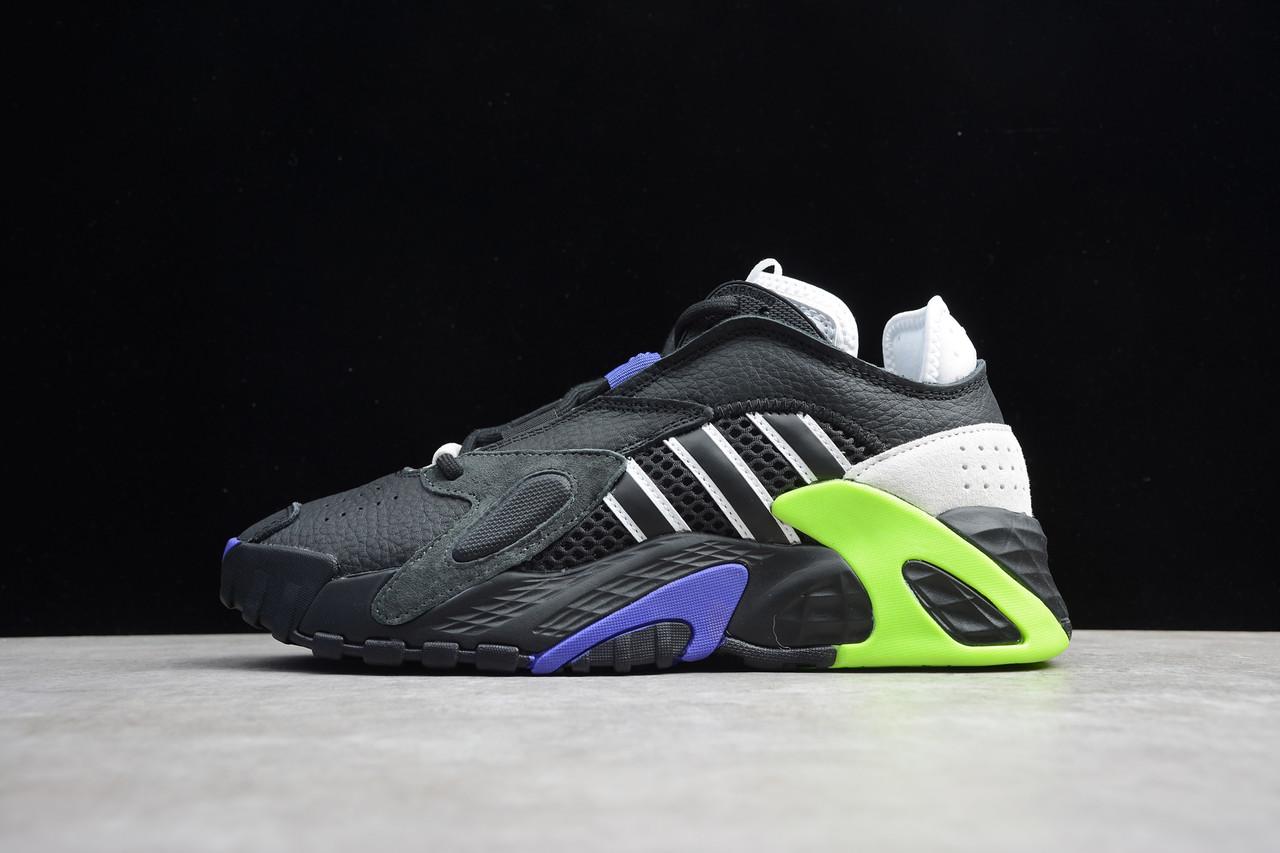 Кросівки чоловічі Adidas StreetBall / ADM-3285 (Репліка)