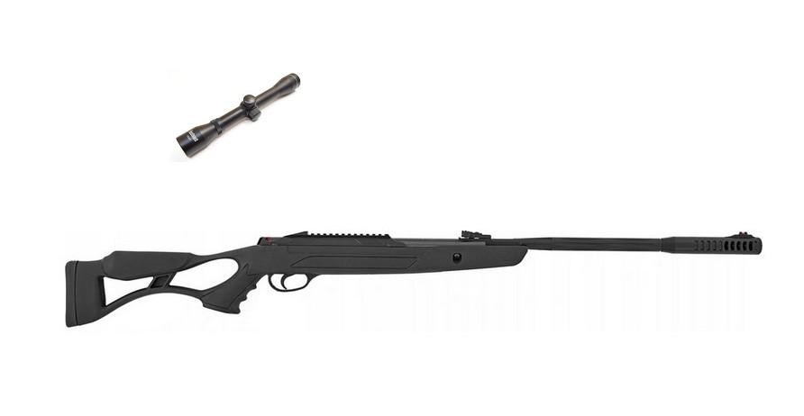 Снова в продаже Пневматическая винтовка Hatsan AirTact ED + прицел 4x32