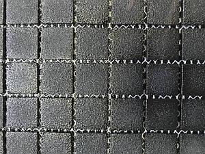 Плитка МОЗАЇКА Concrete Black 317х317 АКВАМО