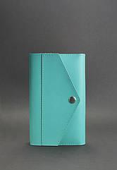 Кожаный блокнот BlankNote 2.0 Голубой BN-SB-2-st-tiffany, КОД: 723762