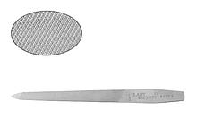 Суцільнометалева пилка з насічками Lady Victory LDV EBG-10С /04-0