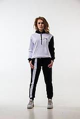 Женский спортивный костюм Spark Inside S Черно-белый 000008, КОД: 1558876