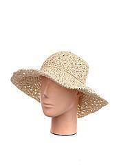 Женская шляпа Бежевый AL-1804-16, КОД: 1493271