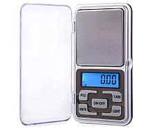 Электронные весы ювелирные LUX Pocket Scale 0.01-200гр mt-38, КОД: 1189605